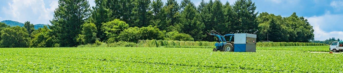 減農薬・低コストな農業