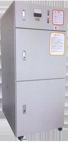高濃度液の生成が可能な高機能型電気分解装置SARES <サーレス>